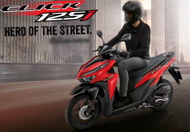 Đánh giá chi tiết 2021 Honda Click giá từ 37,86 triệu đồng - 9
