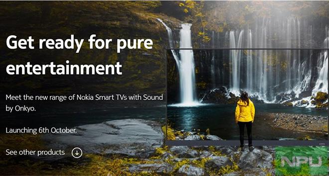 Nokia sắp bung lụa thêm nhiều Smart TV mới - 1