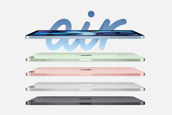 Thiết kế mới iPad Air 4 khiến Apple vỗ ngực tự hào - 1