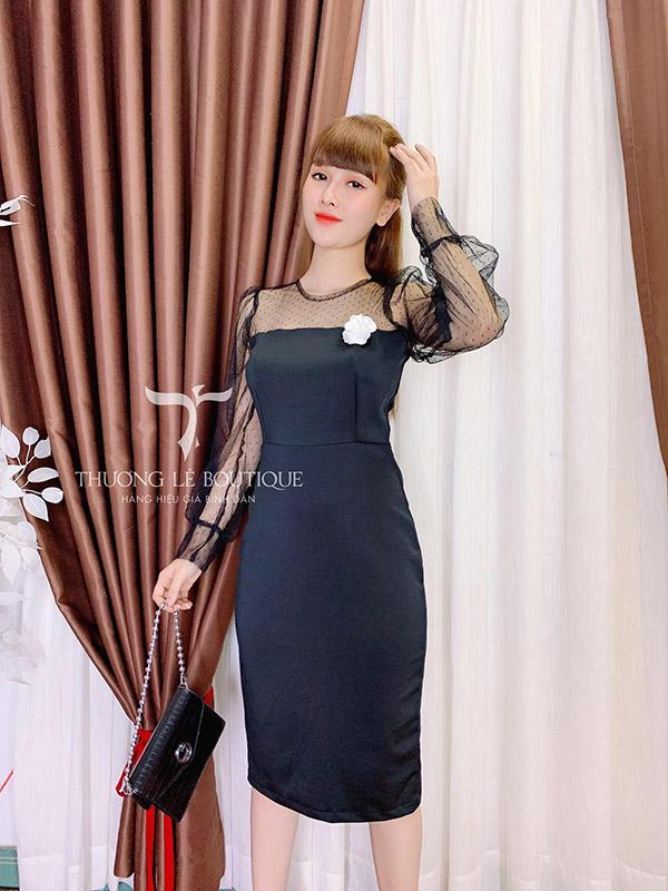Thương Lê Boutique - Thời trang quyến rũ cho nàng dự tiệc - 4