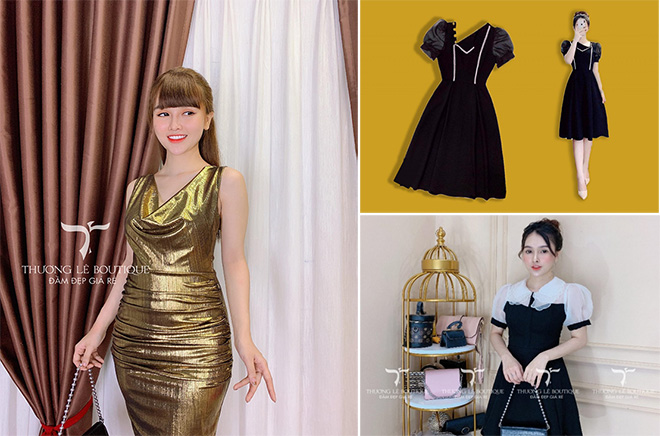 Thương Lê Boutique - Thời trang quyến rũ cho nàng dự tiệc - 5