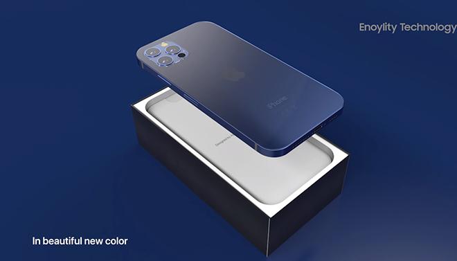 iFan choáng váng với video trailer đập hộp iPhone 12 Pro giả - 2