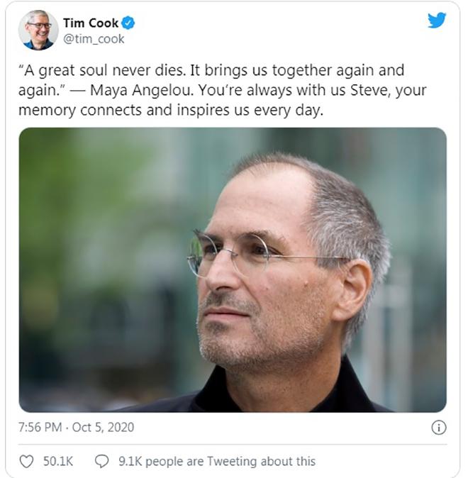 Ngày này năm xưa: 9 năm ngày mất huyền thoại Steve Jobs - 4