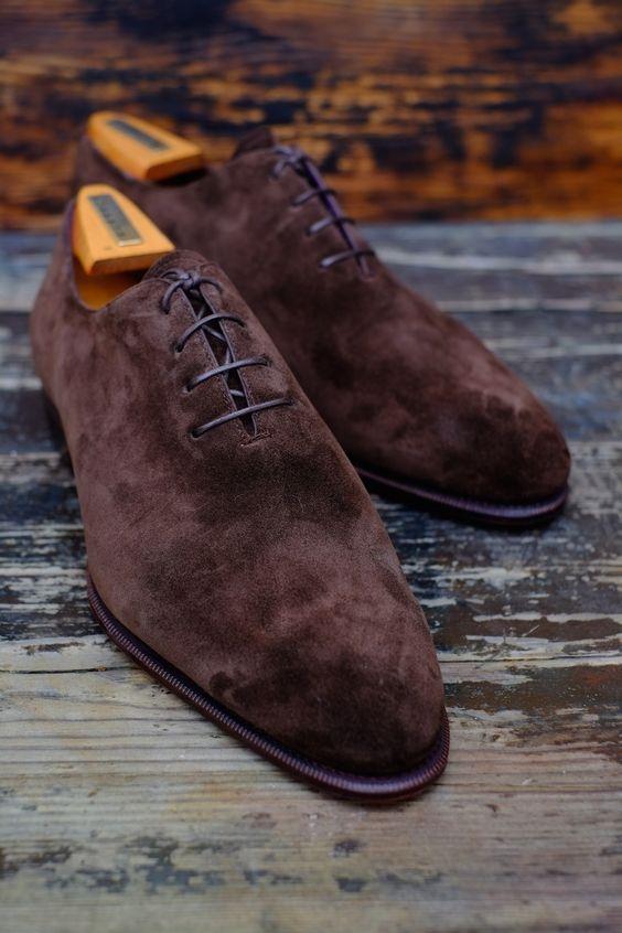 Phương pháp giữ đôi giày da lộn của bạn luôn như mới mỗi ngày - 2