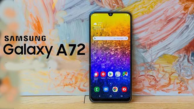Sắp có điện thoại Galaxy A72 với 5 camera sau, giá mềm - 2