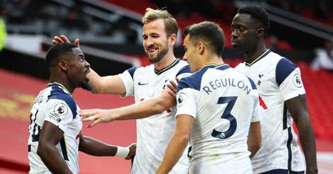Kane & Son Heung Min phong độ hủy diệt: Tottenham thêm Bale là đủ vô địch? - 2
