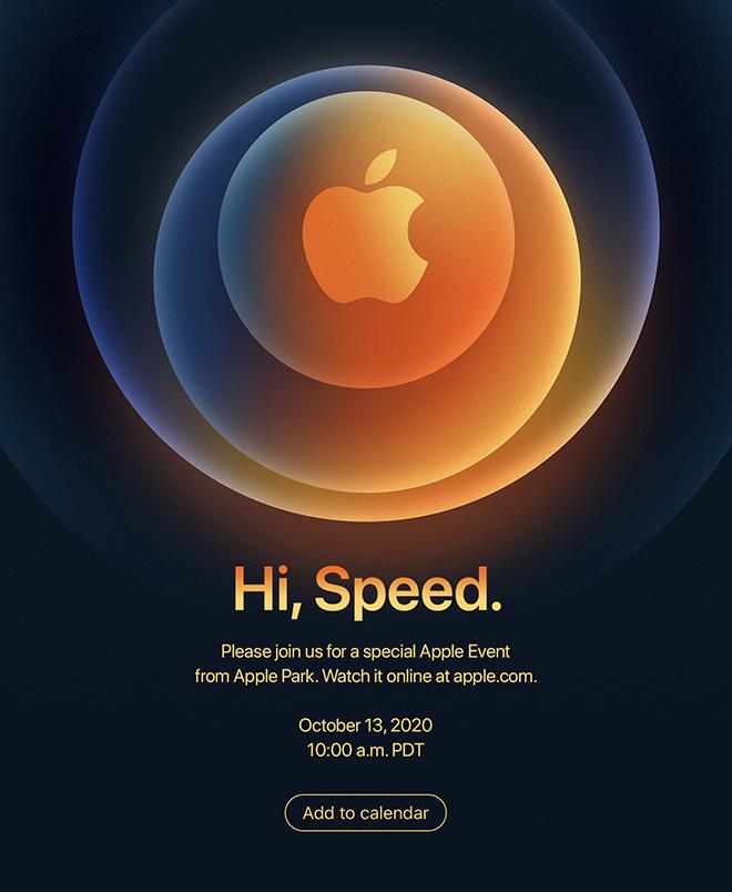 """CHÍNH THỨC: Apple xác nhận sẽ """"trình làng"""" dòng iPhone 12 vào ngày 13/10 - 2"""