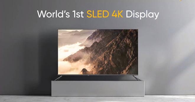 Realme trình làng Smart TV toàn công nghệ khủng, giá mềm bất ngờ - 1