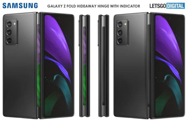 Galaxy Z Fold tương lai sẽ lên đỉnh nhờ thiết kế này - 1