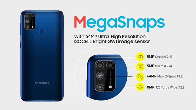 Samsung lại sắp tung thêm Galaxy M31 Prime giá mềm, pin siêu khủng - 2