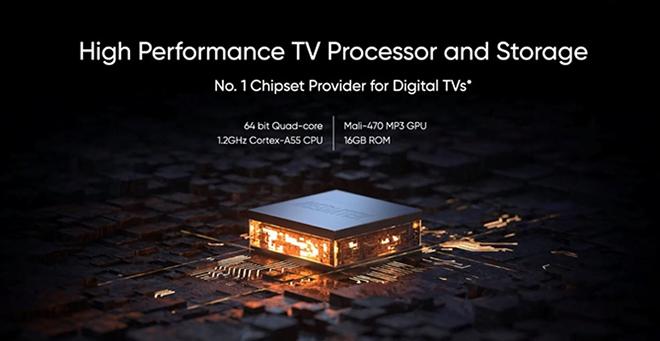 Realme trình làng Smart TV toàn công nghệ khủng, giá mềm bất ngờ - 3