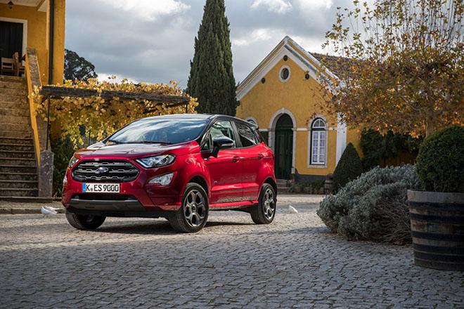 Ford chuẩn bị ra mắt dòng xe Ecosport Active tại châu Âu trong tháng 11 - 1