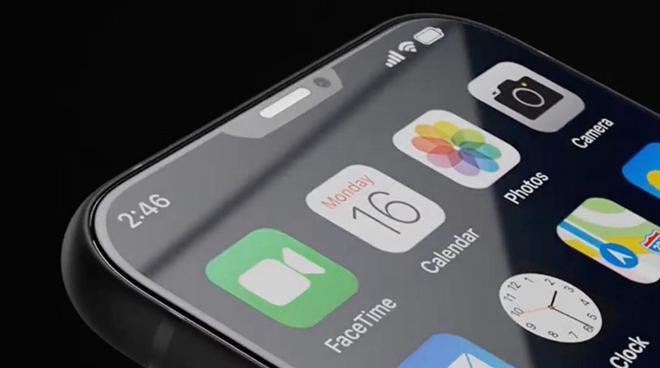 """Không phải iPhone 12, iPhone 13 sẽ có """"tai thỏ"""" nhỏ hơn - 2"""