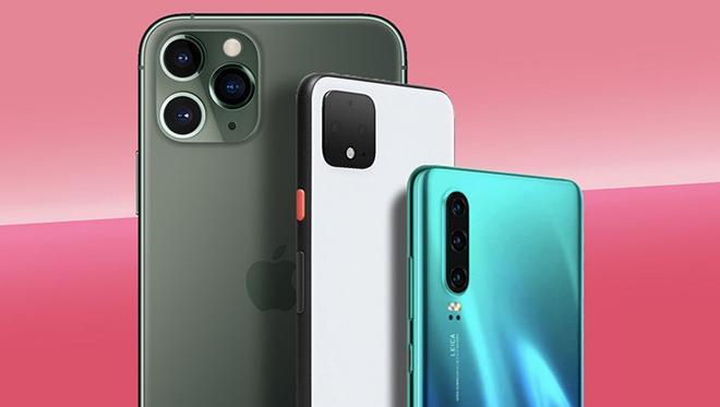 """Samsung, Huawei và Apple vẫn là 3 """"ông trùm"""" smartphone quý 2 năm nay - 1"""