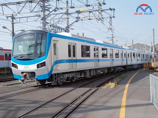 Ảnh tàu metro được đặt lên xe siêu trường, siêu trọng khi về đến TP.HCM - 11