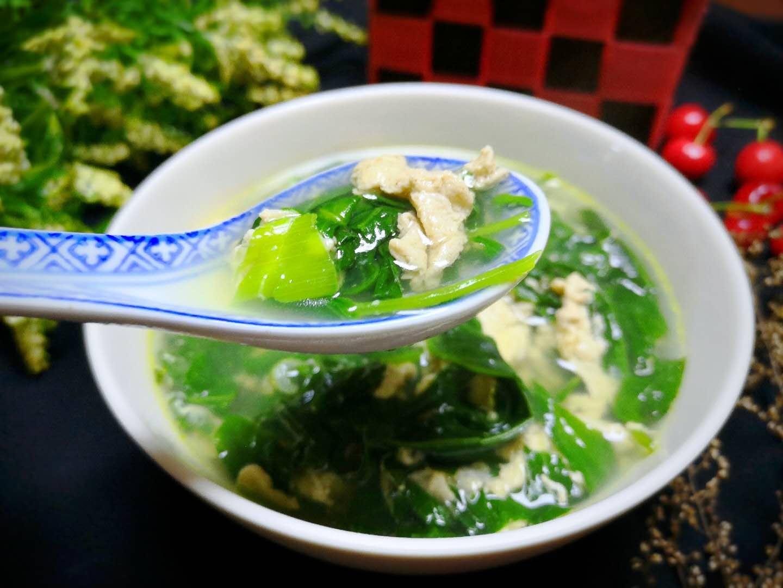 Rau muống nấu với thứ này thành món canh bổ dưỡng, thơm ngon lại dễ làm - 10