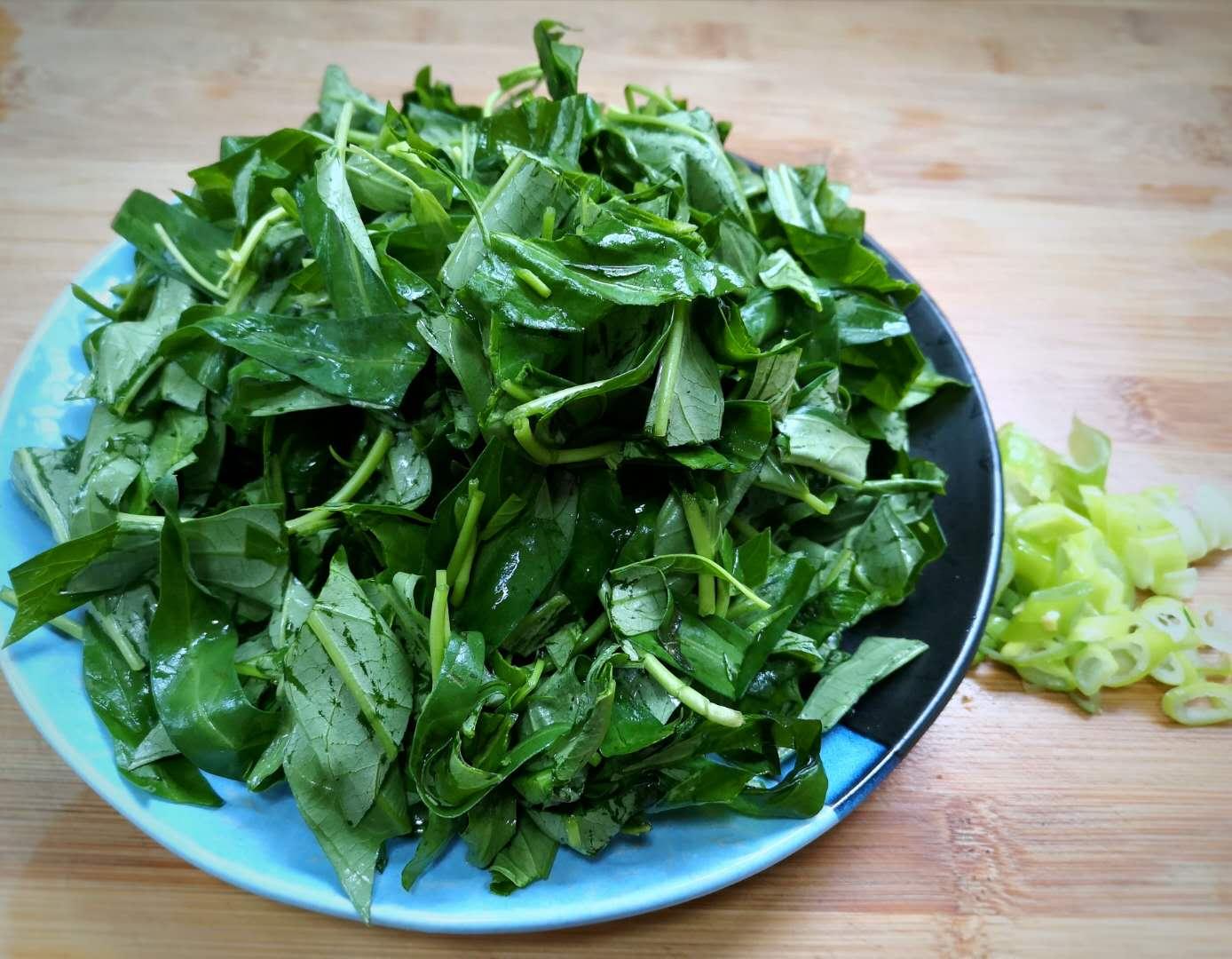 Rau muống nấu với thứ này thành món canh bổ dưỡng, thơm ngon lại dễ làm - 3