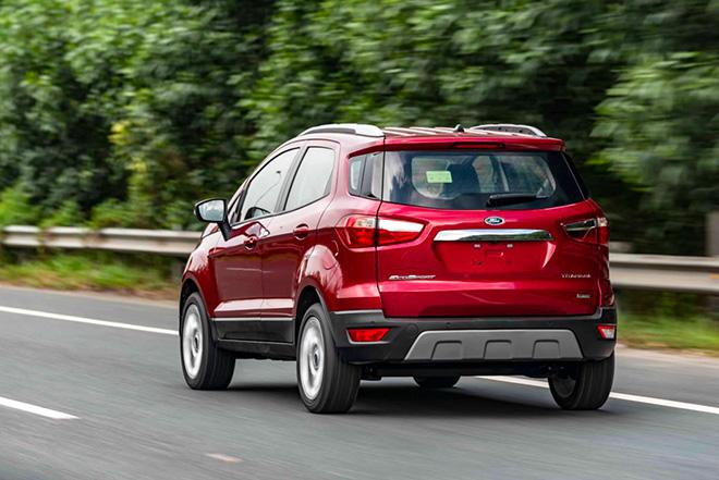 Ford Việt Nam tung bản nâng cấp dòng Ecosport, giá từ 603 triệu đồng - 4