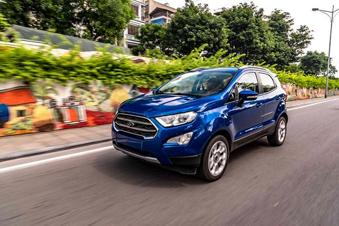 Ford Việt Nam tung bản nâng cấp dòng Ecosport, giá từ 603 triệu đồng - 2