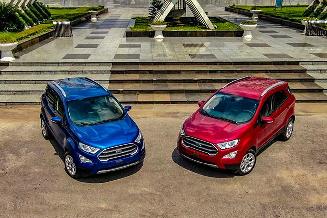 Ford Việt Nam tung bản nâng cấp dòng Ecosport, giá từ 603 triệu đồng - 1