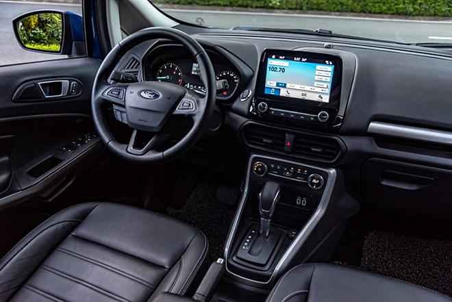 Ford Việt Nam tung bản nâng cấp dòng Ecosport, giá từ 603 triệu đồng - 7