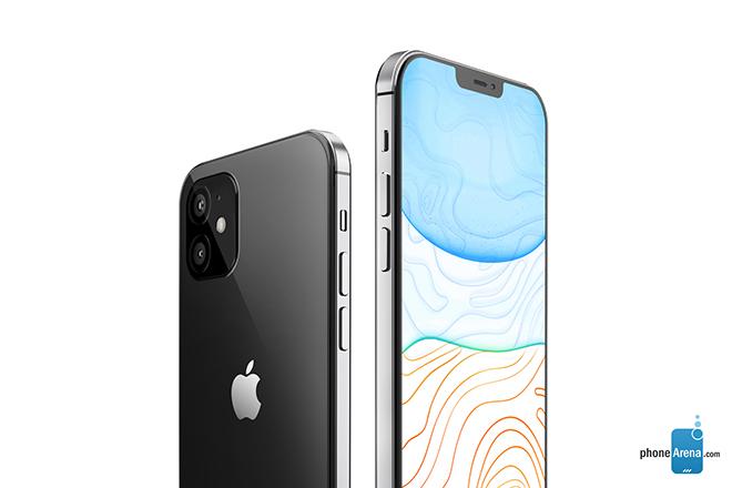 Màn đọ sức giả tưởng của iPhone 12 và iPhone 12 Pro - 2