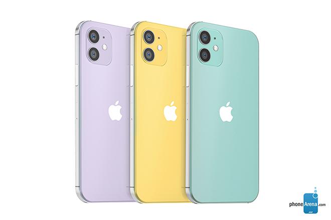 Màn đọ sức giả tưởng của iPhone 12 và iPhone 12 Pro - 1