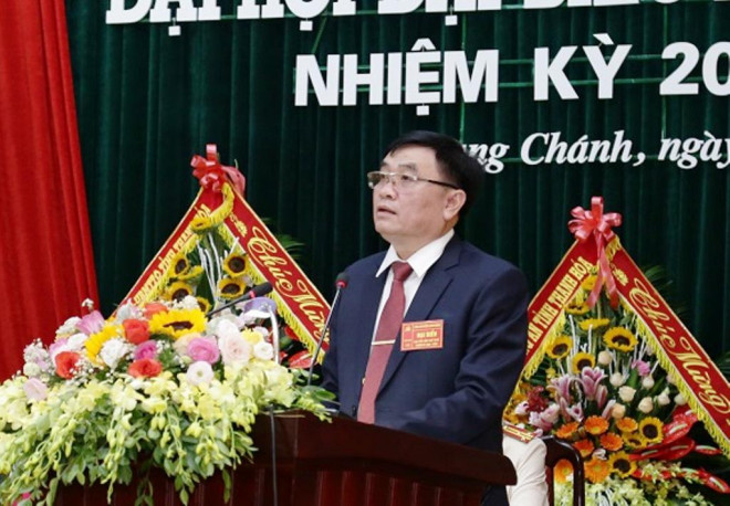 27 bí thư cấp huyện ở Thanh Hóa là những ai, người trẻ nhất bao nhiêu tuổi? - 1