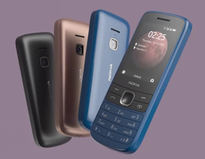 Nokia 215 4G và Nokia 225 4G chính thức ra mắt - 2