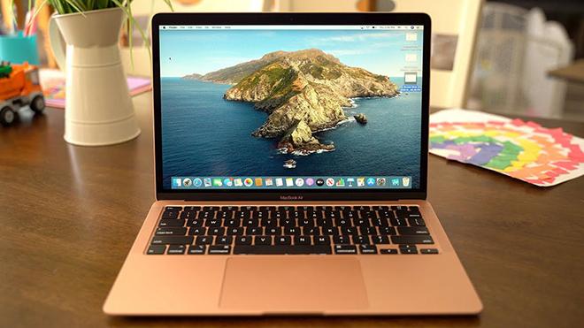 MacBook bất ngờ đắt hàng trong quý 3 nhờ đại dịch - 2