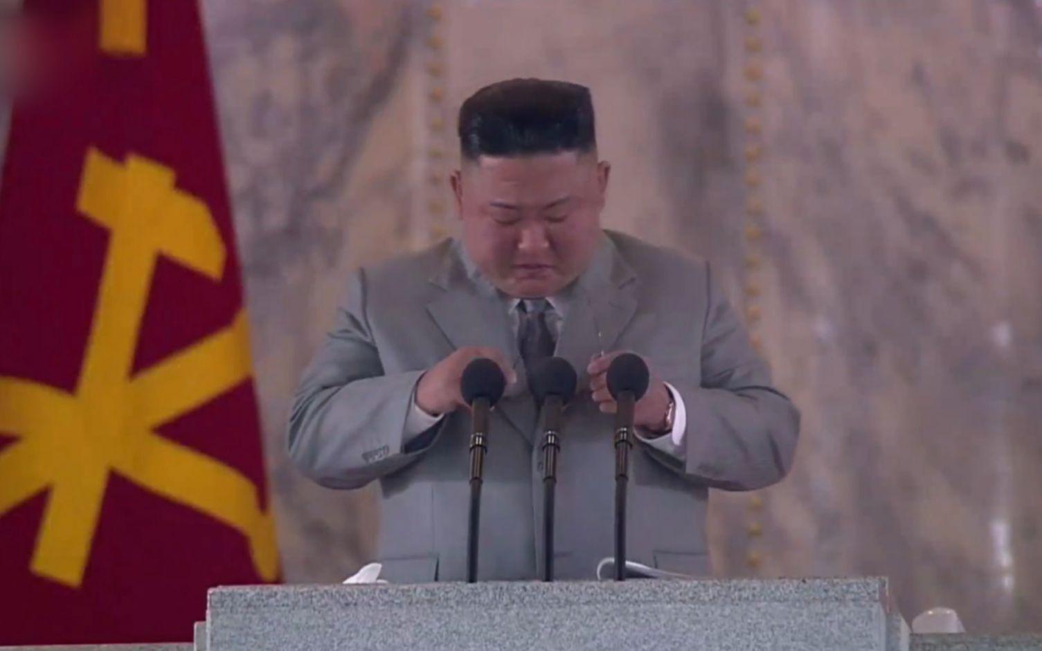 Tên lửa quái vật, nước mắt của ông Kim và cơ hội hòa bình với Hàn Quốc