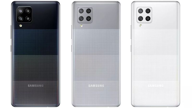 Galaxy A42 5G ra mắt, giá 10,5 triệu đồng - 2