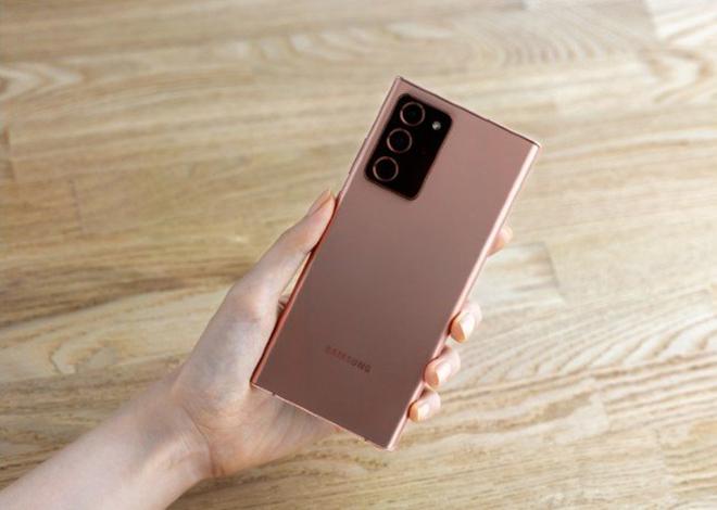 """Bất ngờ xuất hiện chiếc smartphone """"trâu"""" hơn Galaxy Note 20 Ultra - 2"""