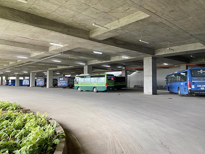 Bến xe lớn nhất nước, đẹp như sân bay quốc tế và hình ảnh sau khai trương - 11
