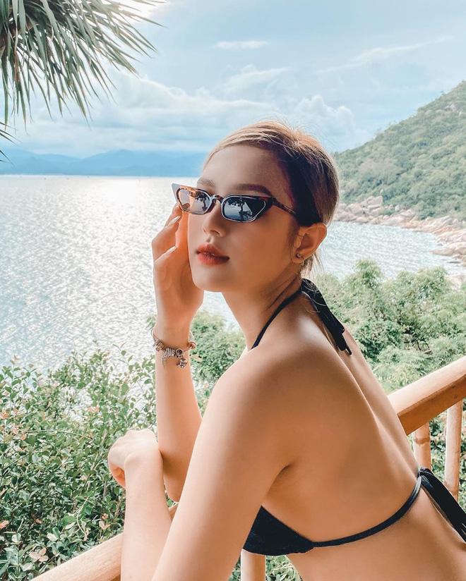 Hot girl lấy chồng hơn 13 tuổi, ở chung cư cao cấp nhất Sài thành, đi siêu xe 7 tỷ là ai? - 3