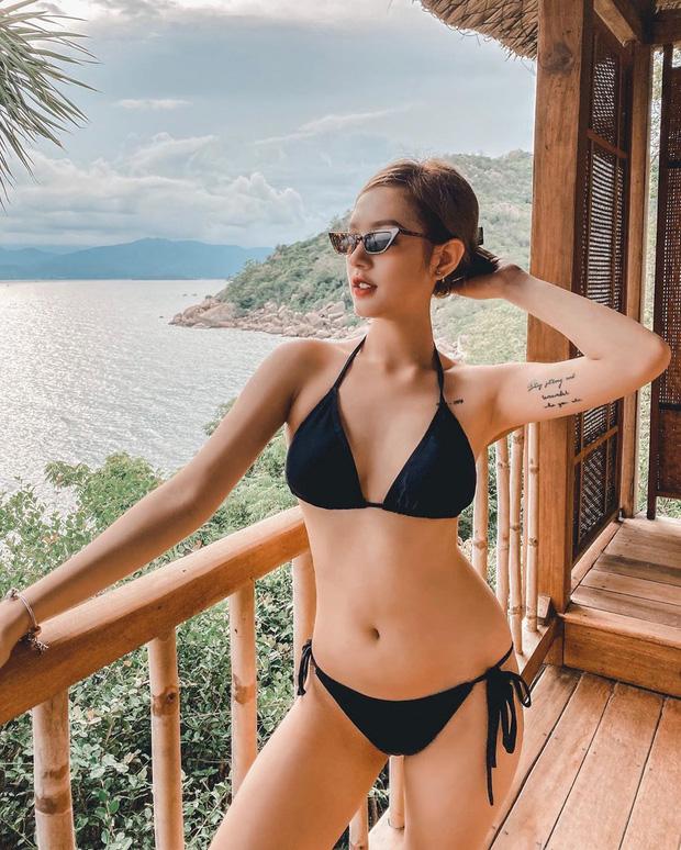 Hot girl lấy chồng hơn 13 tuổi, ở chung cư cao cấp nhất Sài thành, đi siêu xe 7 tỷ là ai? - hình ảnh 2