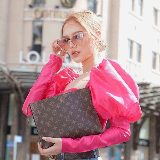Hot girl lấy chồng hơn 13 tuổi, ở chung cư cao cấp nhất Sài thành, đi siêu xe 7 tỷ là ai? - hình ảnh 9