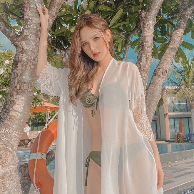 Hot girl lấy chồng hơn 13 tuổi, ở chung cư cao cấp nhất Sài thành, đi siêu xe 7 tỷ là ai? - hình ảnh 11