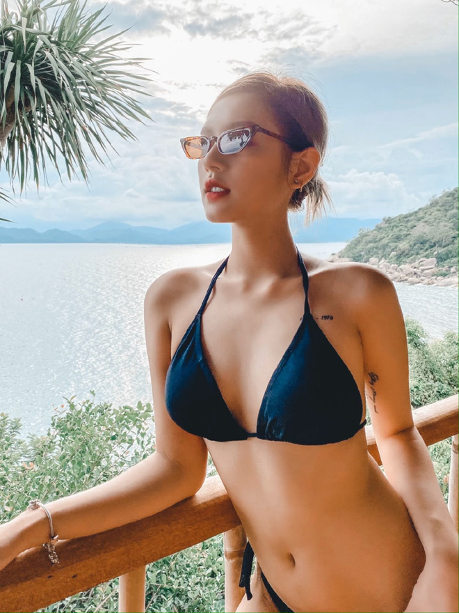 Hot girl lấy chồng hơn 13 tuổi, ở chung cư cao cấp nhất Sài thành, đi siêu xe 7 tỷ là ai? - hình ảnh 5
