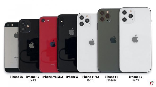 Những thông tin mới nhất về iPhone 12 trước giờ G - 1