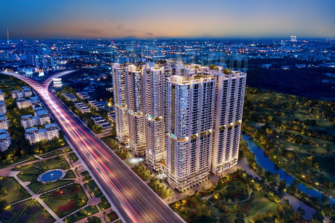 Căn hộ Astral City  Thuận An Bình Dương