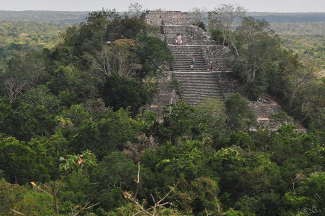 12 di tích của người Maya cổ đại hấp dẫn du khách nhất - 10