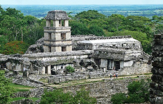 12 di tích của người Maya cổ đại hấp dẫn du khách nhất - 11