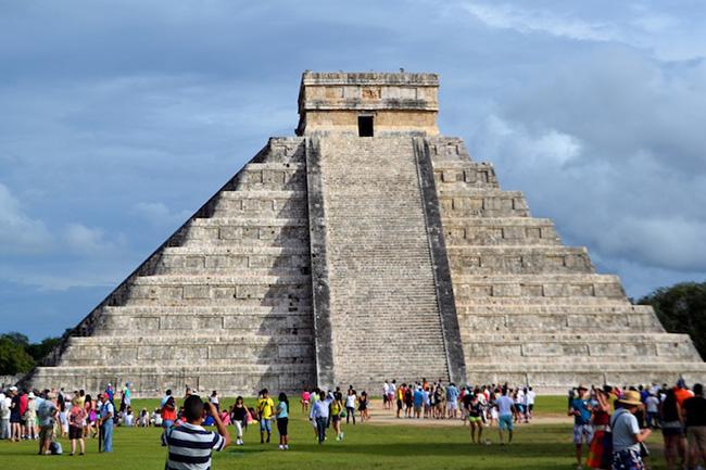 12 di tích của người Maya cổ đại hấp dẫn du khách nhất - 12