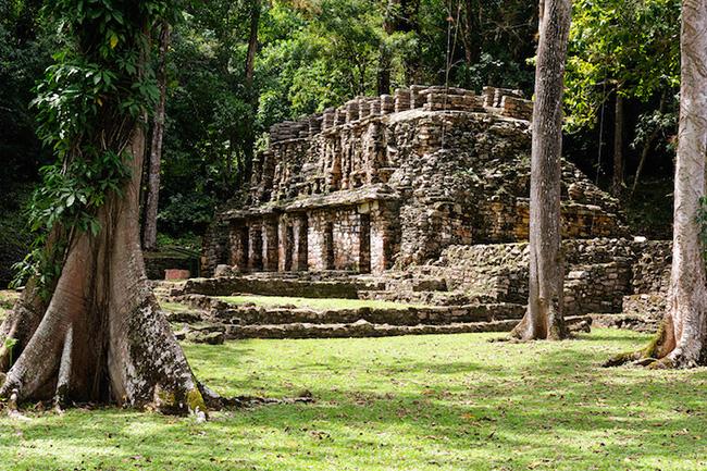 12 di tích của người Maya cổ đại hấp dẫn du khách nhất - 2
