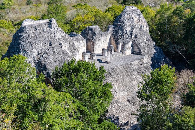 12 di tích của người Maya cổ đại hấp dẫn du khách nhất - 4