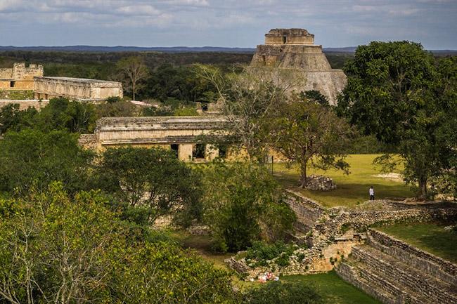 12 di tích của người Maya cổ đại hấp dẫn du khách nhất - 9