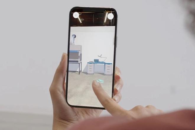 Apple phô diễn 2 tính năng chất lừ của loạt iPhone 12 Pro