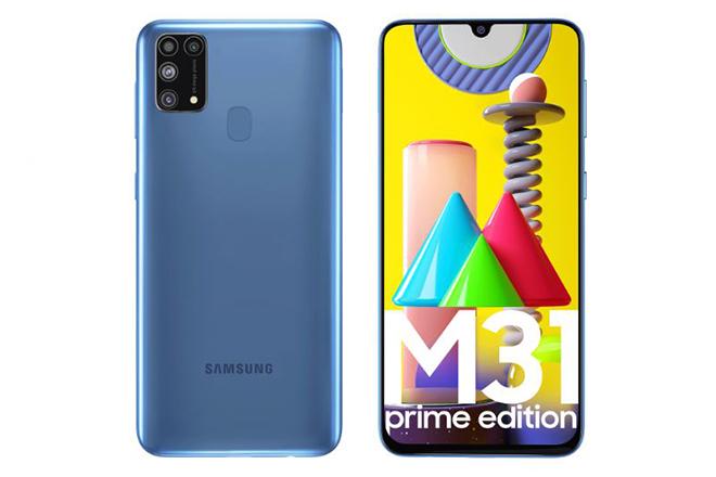Galaxy M31 Prime Edition trình làng với giá quá ngon - 1