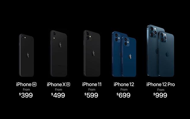 Lộ giá bán loạt iPhone 12 mã VN/A và thời điểm lên kệ tại Việt Nam - 2